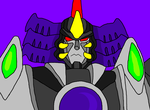 Megatron RID by Darknlord91