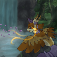 BASIC WIND | Blossoms by Cloakatta