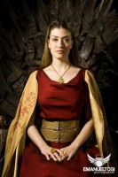 Cersei Lannister Cosplay by CantoriDelWesteros