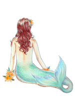 Mermaid by chronojessicapple