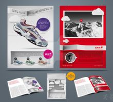 Magazine AD Construction Set by design-on-arrival