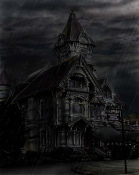 Haunted House by sirael