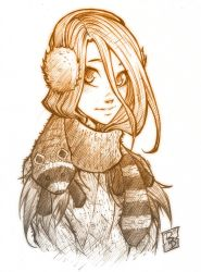 Ready for Winter by ArucardPL
