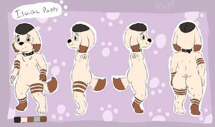 Isaac Puppy Ref by Tahgoomy