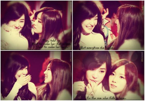 Taeny Collage by recklessdragon