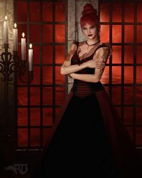 Sensuously Wicked by RavenMoonDesigns