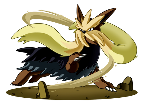 Sand Rush by endless-whispers