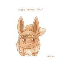 Happy Mother's Day 2016 by teuga
