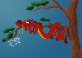Mushu- Contest by tribute13