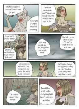 No Time For Tears! [Pg.35] by Michelangeline
