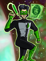 Kyle Rayner 02 by theEyZmaster