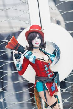 Moxxi 13 by weirdtakoyaki