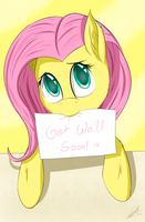 Get Well Soon :3 by SyntaXartz
