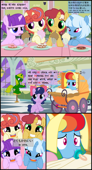 Part4 Meet The Fillys by EvilFrenzy