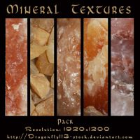 Mineral Textures Pack by BFstock