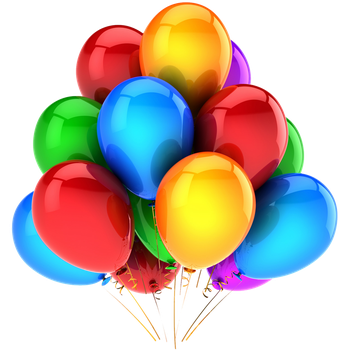 Balloon Stock png by mysticmorning