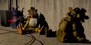 Clay Burkes Basement (SPOILERS) by LyricEntertainment