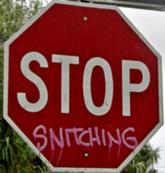 Stop Snitching by R1cc4