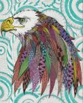 Eagle Bird by WiccaSmurf