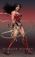 Wonder Woman: Dawn of Justice by timothylaskey