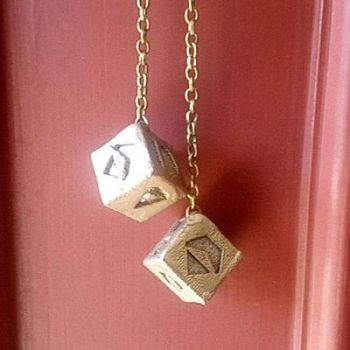 Han Solo Lucky Dice by chilisblues