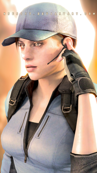 Jill Valentine by nses117