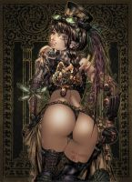 Steampunk Ass by Eddy-Swan-Colors
