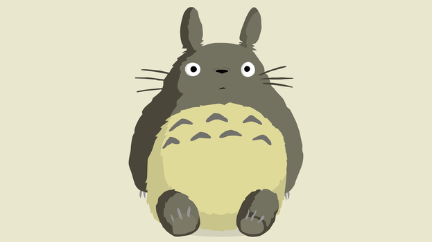 My Neighbor Totoro by WalidSodki