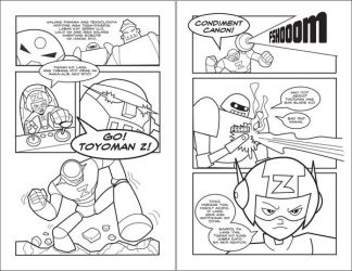 toyoman z pages by Agimax