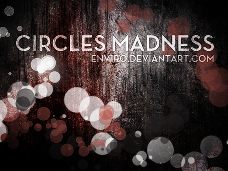 Circles Madness brushes by env1ro