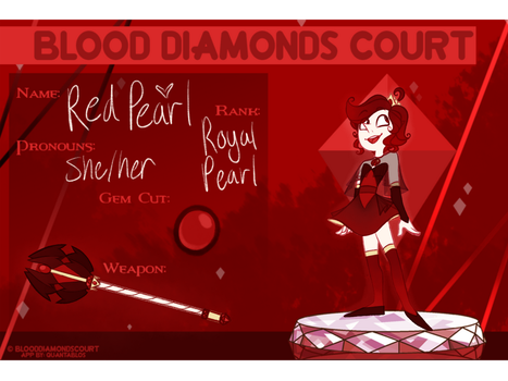 [BDC] Red Pearl by TheZodiacLord