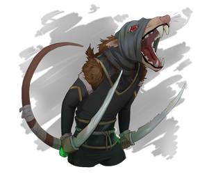 Warlord Skitter | commission by LaraWesker