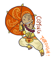 Smite - Coming Through (Chibi) by Zennore