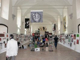 Exhibition 'expo for mattia' by cikcuk-dunia-fantasi