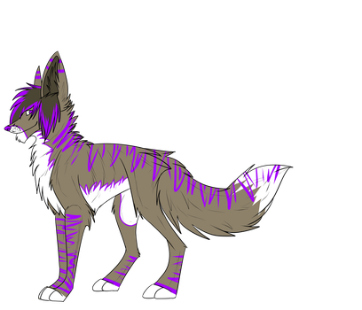 Sparkledog adoptable 1 OPEN by Padded-Paws