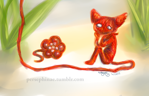 Unravel - Yarny by persephinae