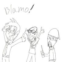 BLAMO by Jim-Nickabocker