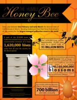 The Humble Honey Bee by SheilaSunshine