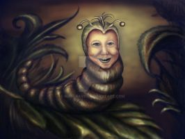 Worm by MrsGraves