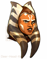 AaaAHsoka by Deer-Head