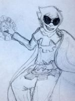 Have a Disproportionate Strider by Mollish