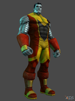 MCoC Colossus by thePWA