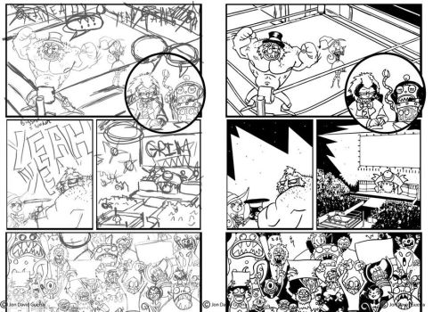 Issue 2 Pg 24 Pencils and Inks by JonDavidGuerra
