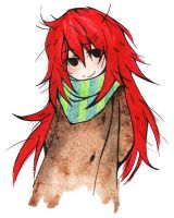Flaky by DietrichAmuster