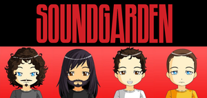Soundgarden by JackHammer86