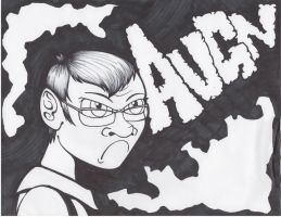 Angry Video Game Nerd by Da-Vos