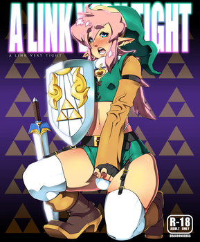 A LINK VERY TIGHT by Dragoon-Rekka