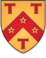 St Anthony's College Oxford Coat Of Arms by ChevronTango
