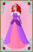 Princess Rose Red by LadyIlona1984