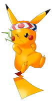 Cheeky Chu by itsscarfy